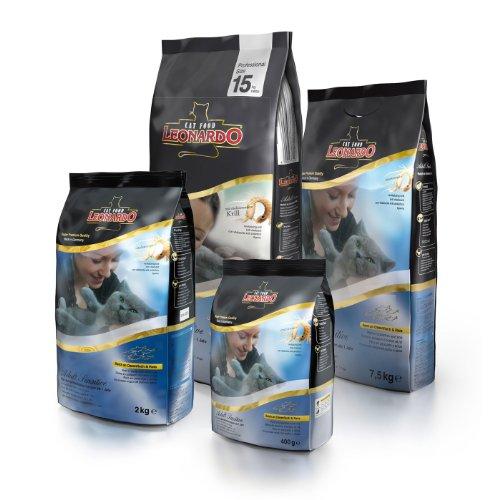 Leonardo Adult Fisch und Reis, 1er Pack (1 x 2 kg)