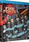 Fire Force: Season 1 - Part 1 Blu-ray + DVD + Digital - BD Combo Pack