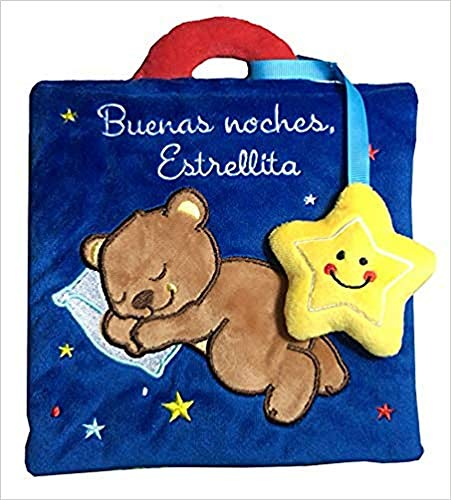 Buenas Noches, Estrellita: Libros de tela: 36 (Base Kids)