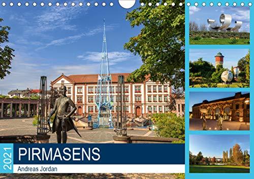 Pirmasens (Wandkalender 2021 DIN A4 quer)