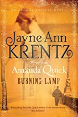 Burning Lamp: Number 8 in series (Arcane Society) Kindle Edition