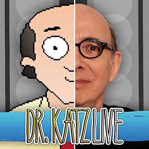 Dr. Katz: Dr. Katz Live audiobook cover art