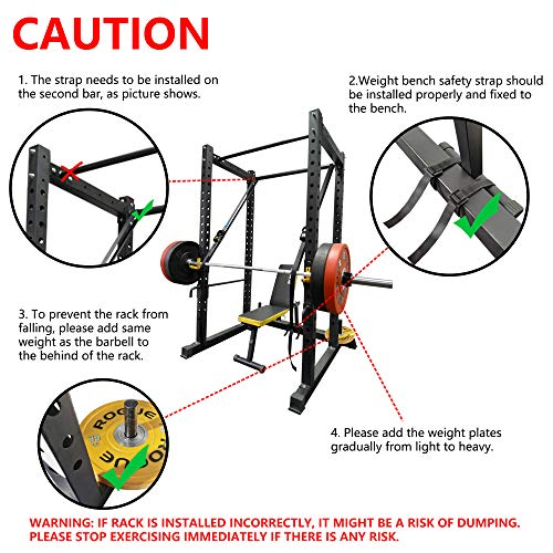 J Bryant Fitness Leg Press Machine for Home Use Leg Press Attachment for Power Rack and Weight Bench Home Gym Glutes Hams Exercise Healthy Machine DIY Strength Fitness Equipment