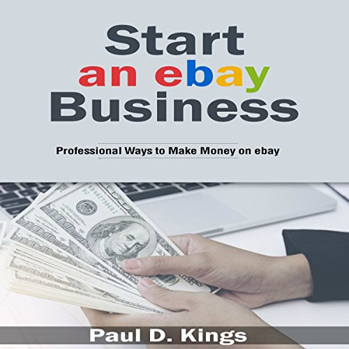 Start an eBay Business audiobook cover art