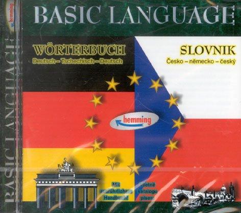 Wörterbuch Deutsch-Tschechisch-Deutsch