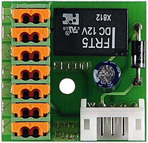 Elcom Steuerrelais RSR-402 für HAT-402 Zusatzgerät für Türkommunikation 4250111821049