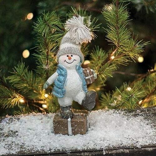 MIABE - Collectible Christmas Lowest price challenge Winter Gift with Bl Willie Limited price sale Snowman