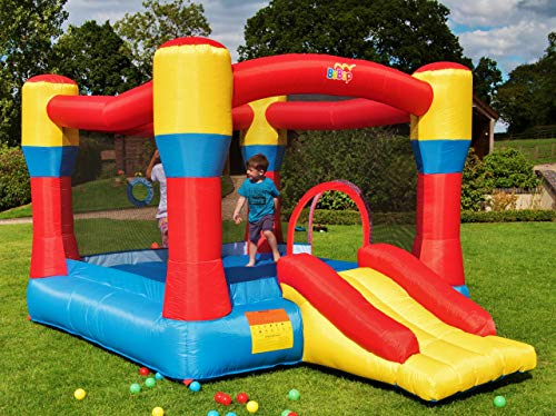 BeBoP?12ft Classic?Inflatable?Bouncy Castle and Slide