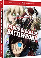 Blood Blockade Battlefront: The Complete Series [Blu-ray] [Import]