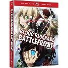 Blood Blockade Battlefront: The Complete Series [Blu-ray + DVD]