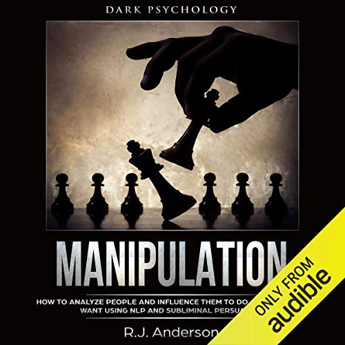 Manipulation: Dark Psychology cover art