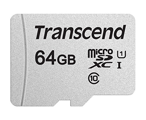 Transcend UHS-I U1 64 GB Micro Memory Card