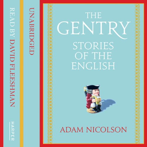 The Gentry audiobook cover art