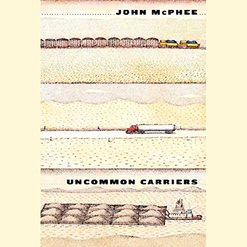 Uncommon Carriers audiobook cover art