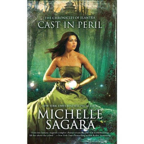 Cast in Peril audiobook cover art