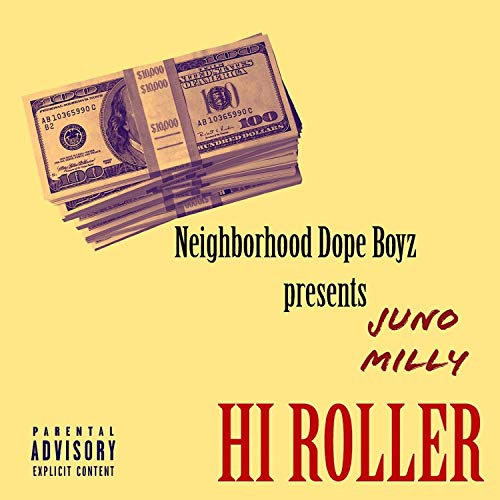 Hi Roller (Big Stepper Jumix) [Explicit]