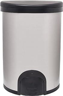 White Magic Smart Bin, 20 Litre Capacity, Silver