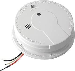 Kidde AC Hardwired Interconnect Smoke Detector Alarm with Hush | Model I12040