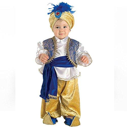 Clown Republic- Costume, CS04612/24, Rouge, 24 Mois