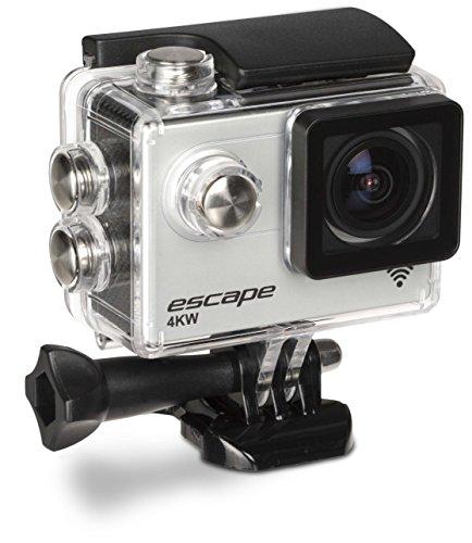 """KitVision Escape 4KW 12MP Full HD WiFi 61g cámara para Deporte de acción - Cámara Deportiva (Full HD, 60 pps, 12 MP, LCD, 5,08 cm (2\""""), 170°)"""