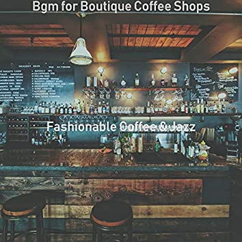 Bgm for Boutique Coffee Shops