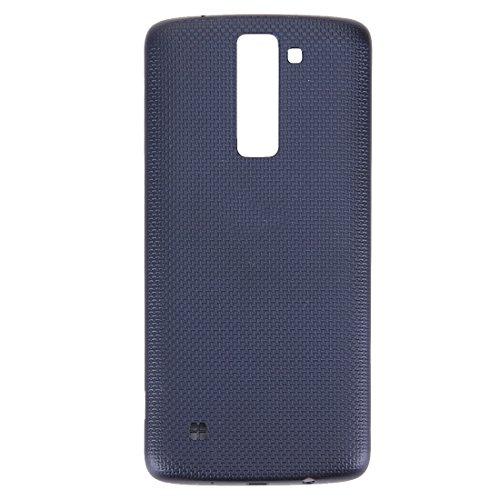 ZHANGQUAN Reemplazo de ANQ Vivienda de reemplazo de la batería de la contraportada de la contraportada for LG K8 (Azul Oscuro) (Color : Dark Blue)