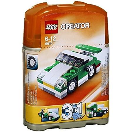 レゴ クリエイター・ミニスーパーカー 6910