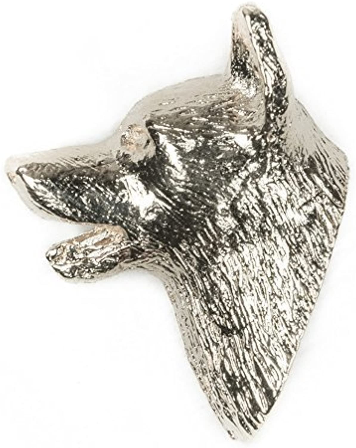 NORWEIGAN BUHUND Made in U.K Artistic Style Dog Clutch Lapel Pin Collection by DOG ARTS JP