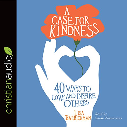 A Case for Kindness audiobook cover art