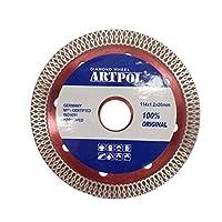 YBB-YB ダイヤモンドカッター 鋸替刃 研削ディスクJ0PDを切断する超薄型ダイヤモンドブレードホイールセラミック磁器ドライ ダイヤモンドブレード (Color : 6)