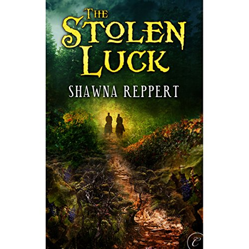 The Stolen Luck audiobook cover art