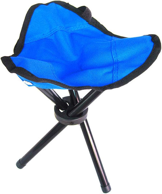 Camping Stool Folding Chair Mini Portable Stool Camping Chair for BBQ, Camping, Fishing, Travel, Hiking, Garden, Beach, Oxford Cloth