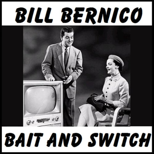 Bait and Switch  audiobook cover art