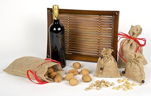 Regalo Gourmet Para regalar: Cesta de Frutos Secos Samarkanda - Envío a Casa