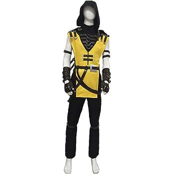 Disfraz de Raiden Mortal Kombat Adulto: Amazon.es: Juguetes y juegos