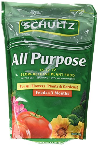 Schultz 018061 Spf48640 All Purpose Slow-Release Plant Food, 3.5 Lbs
