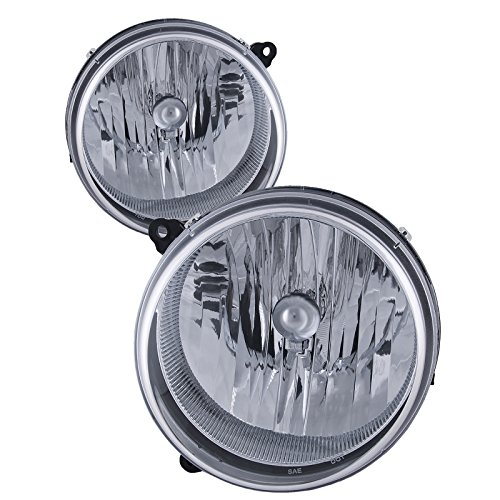 05 liberty headlight assembly - 6