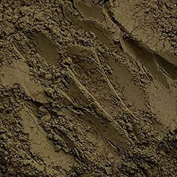 Green Umber Italy Natural Mineral Pigment – Pigments for Artistic and Decorative Painting Concrete Clay Lime Plaster Masonry and Paint Products 150 ML   5 OZ