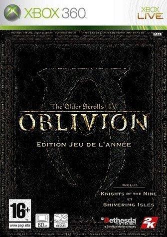 Oblivion - édition jeu de l'année