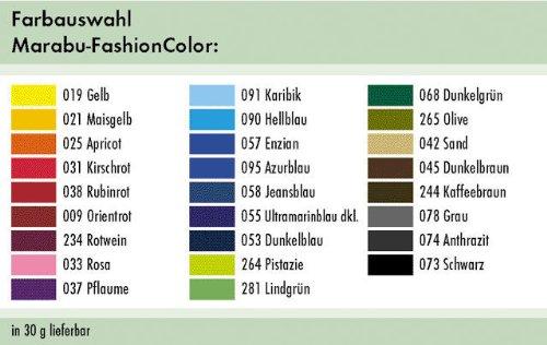 Marabu Textilfarbe ´Fashion Color´, grau 078 4007751148032