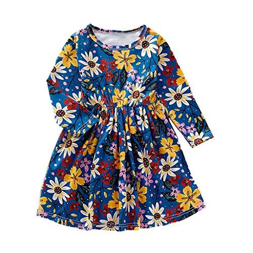 Julhold Peuter Kid Baby Meisje Leuke Mode Korte Mouw Cartoon Vogel Gedrukt Prinses Casual Jurk Kleding 1-5 Jaar