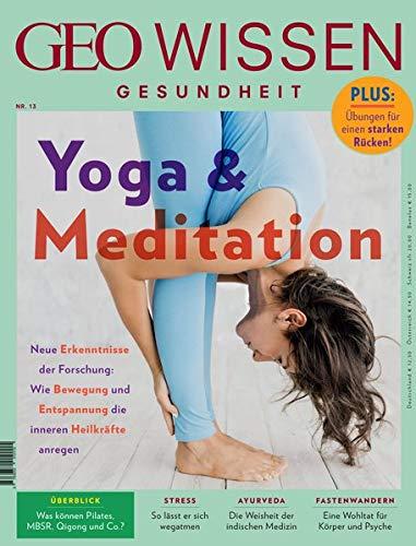 GEO Wissen Gesundheit / GEO Wissen Gesundheit 13/20 - Yoga & Meditation
