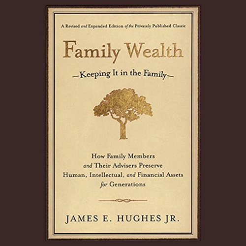 Family Wealth  Audiolibri