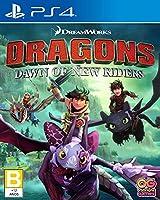 Dragons Dawn of New Riders (輸入版:北米)- PS4