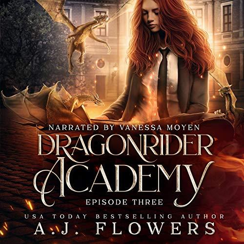 Dragonrider Academy: Episode 3 Titelbild