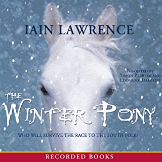 The Winter Pony cover art
