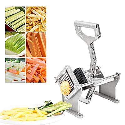 Vertical French Fry Cutter Machine with Single ...