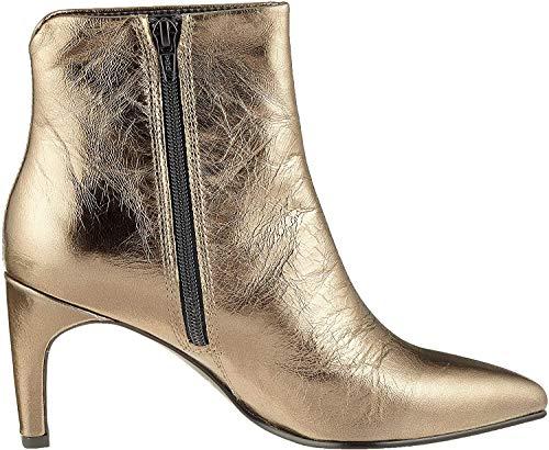 Vagabond Damen Whitney Stiefeletten, Gold (Bronze 85), 39 EU