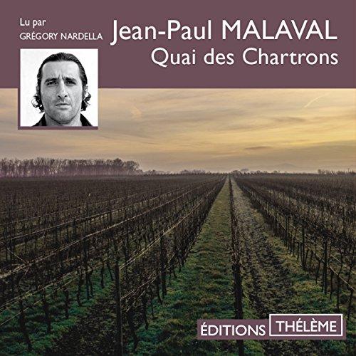 Quai des Chartrons audiobook cover art