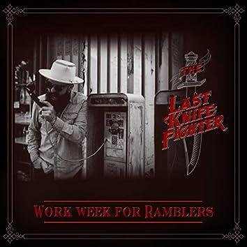 Work Week for Ramblers